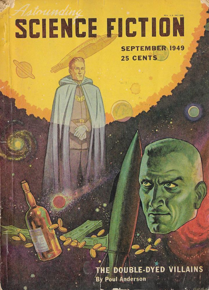 Astounding Science Fiction - September, 1949