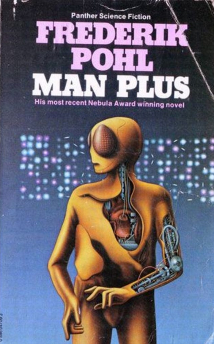 Man Plus by Frederick Pohl