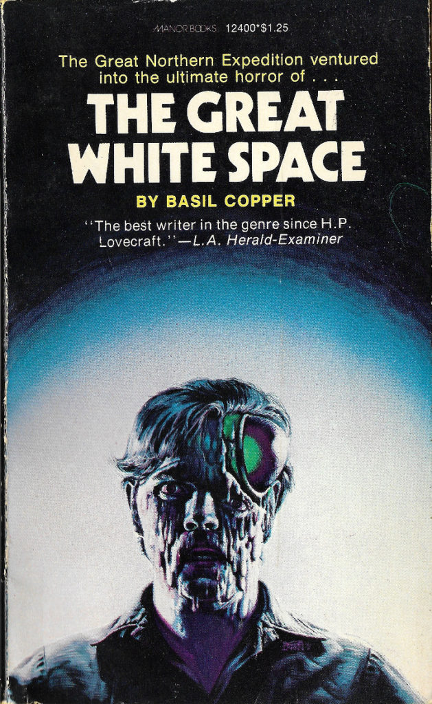 The Great White Space by Basil Copper