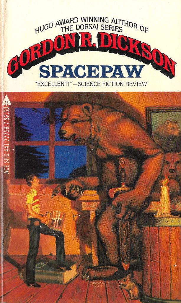 Spacepaw by Gordon R. Dickson