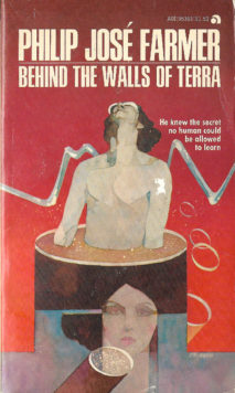 Behind the Walls of Terra by Philip José Farmer