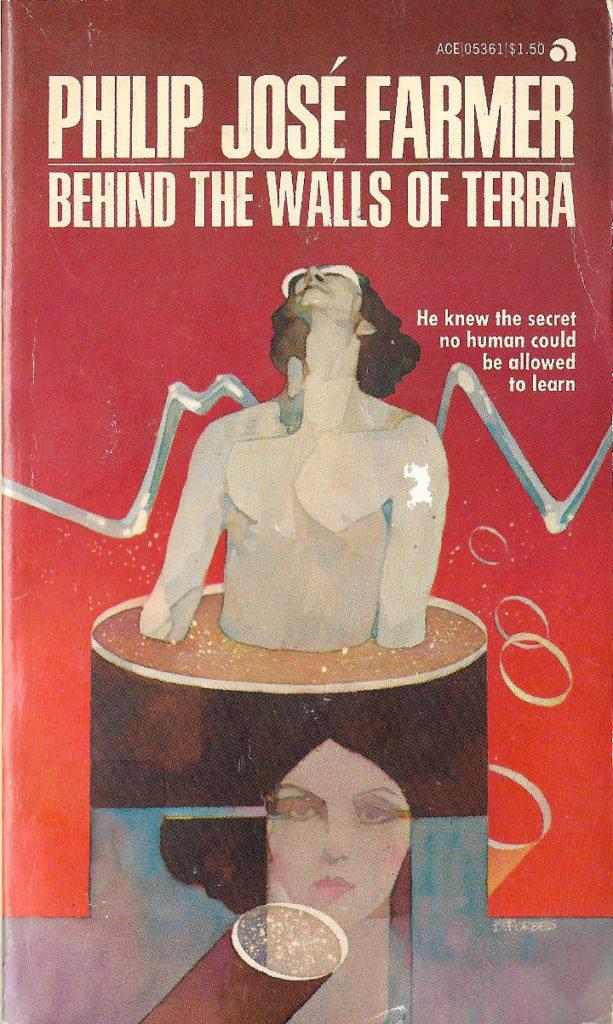 Behind the Walls of Terra by Philip José Farmer