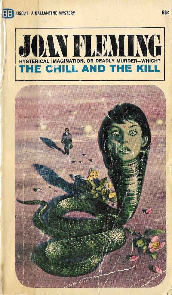 The Chill and the Kill by Joan Flemming