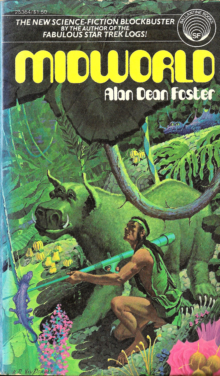 Midworld by Alan Dean Foster