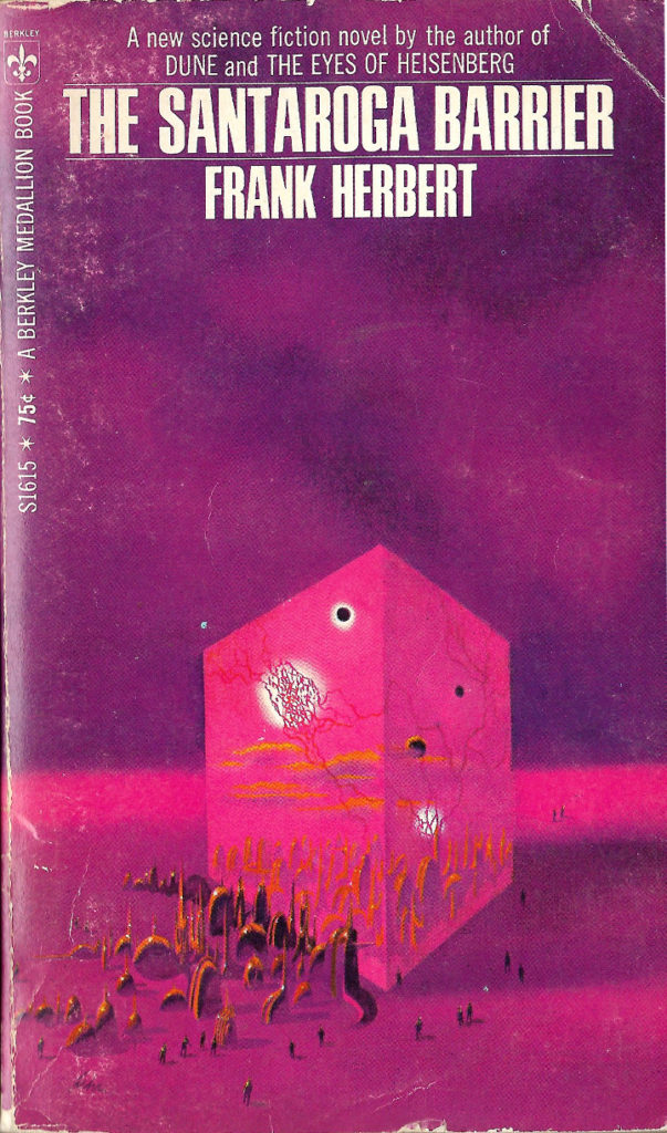 The Santaroga Barrier by Frank Herbert