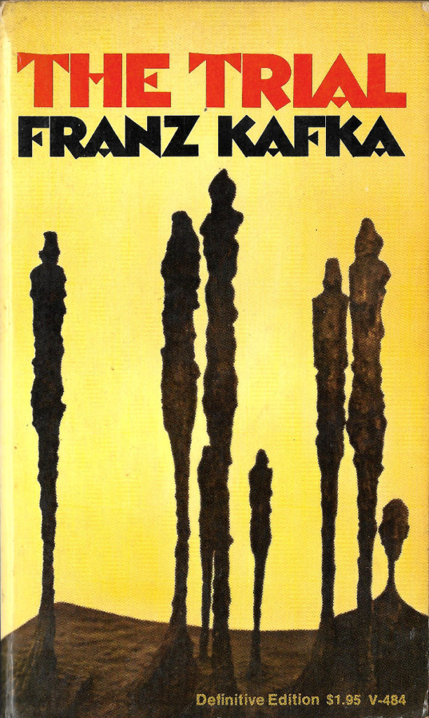 The Trial by Franz Kafka (Vintage)