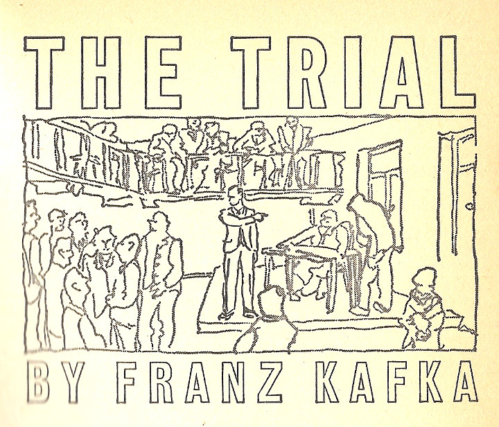 The Trial by Franz Kafka (Vintage)