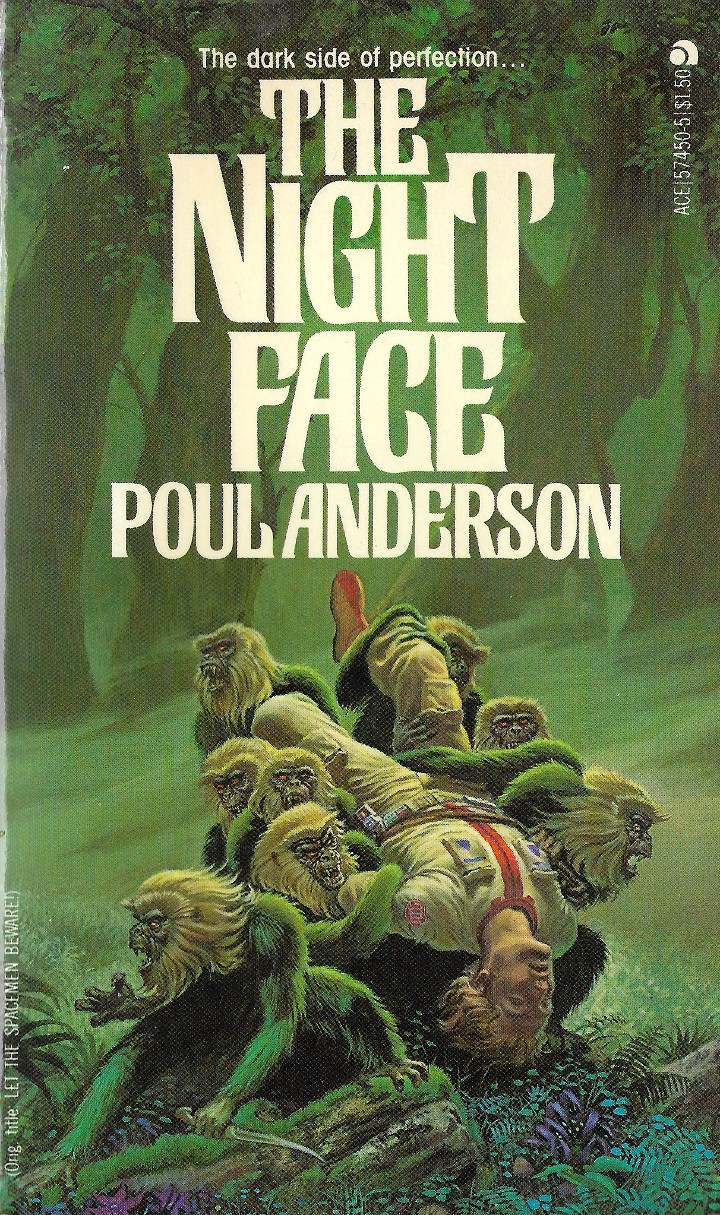 The Night Face by Poul Anderson