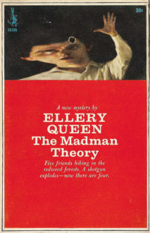 The Madman Theory by Ellery Queen