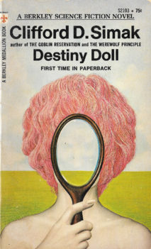 Destiny Doll by Clifford D. Simak