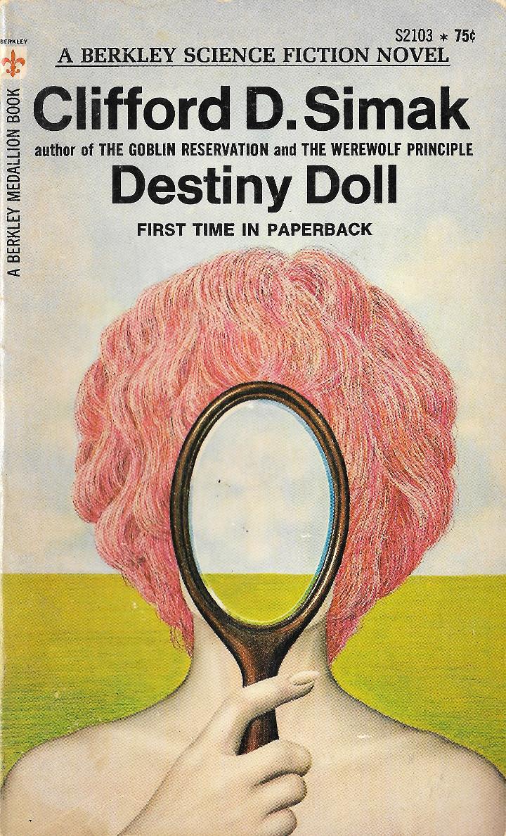 Destiny Doll by Clifford D. Simak