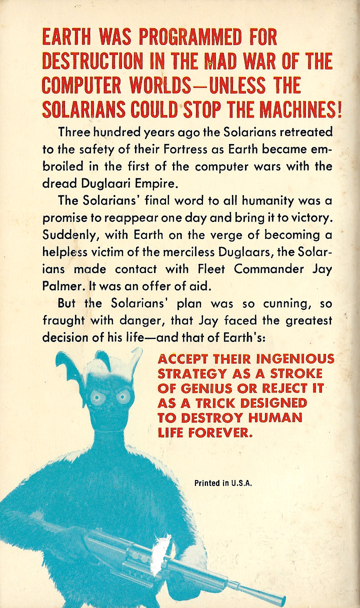 The Solarians by Norman Spinrad