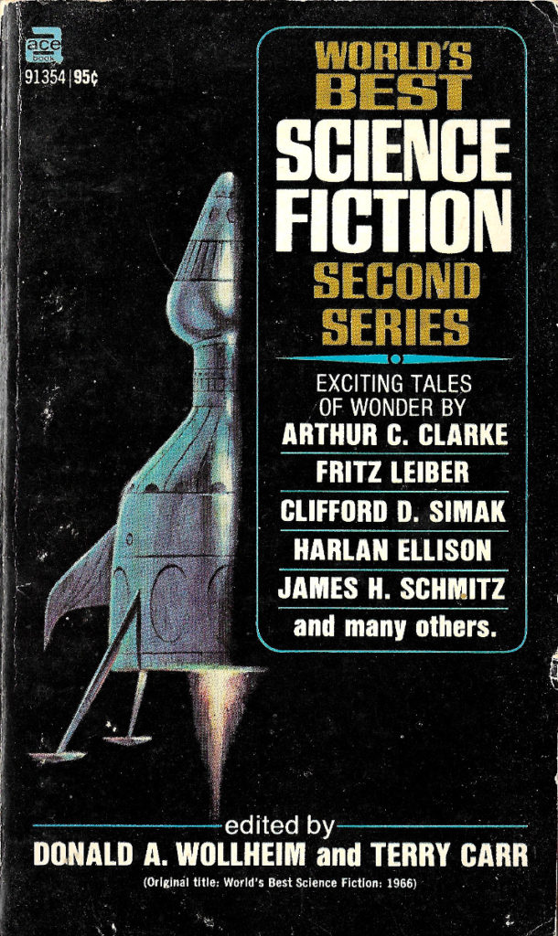 World's Best Science Fiction - Second Series