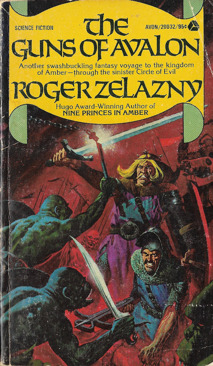 The Guns of Avalon by Roger Zelazny